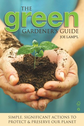cover of garden book