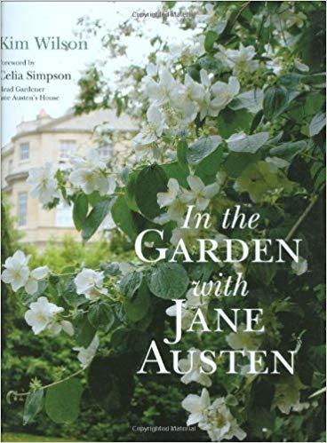 jane austen garden book