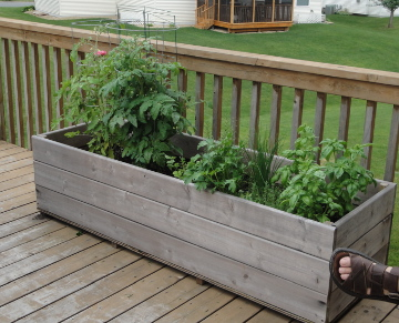 Build A Deck Garden Box Wiring Diagrams