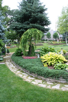 joint gardens on garden tours