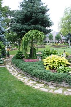 joint gardens on garden tours
