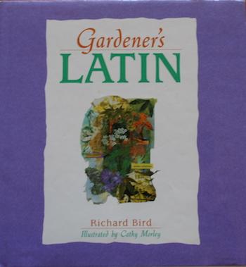gardeners latin cover