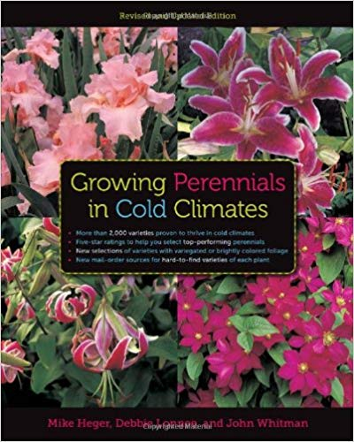 growing perennials in cold climates cover