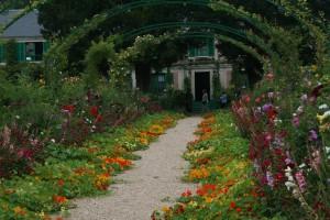 Monet's Grand Allee