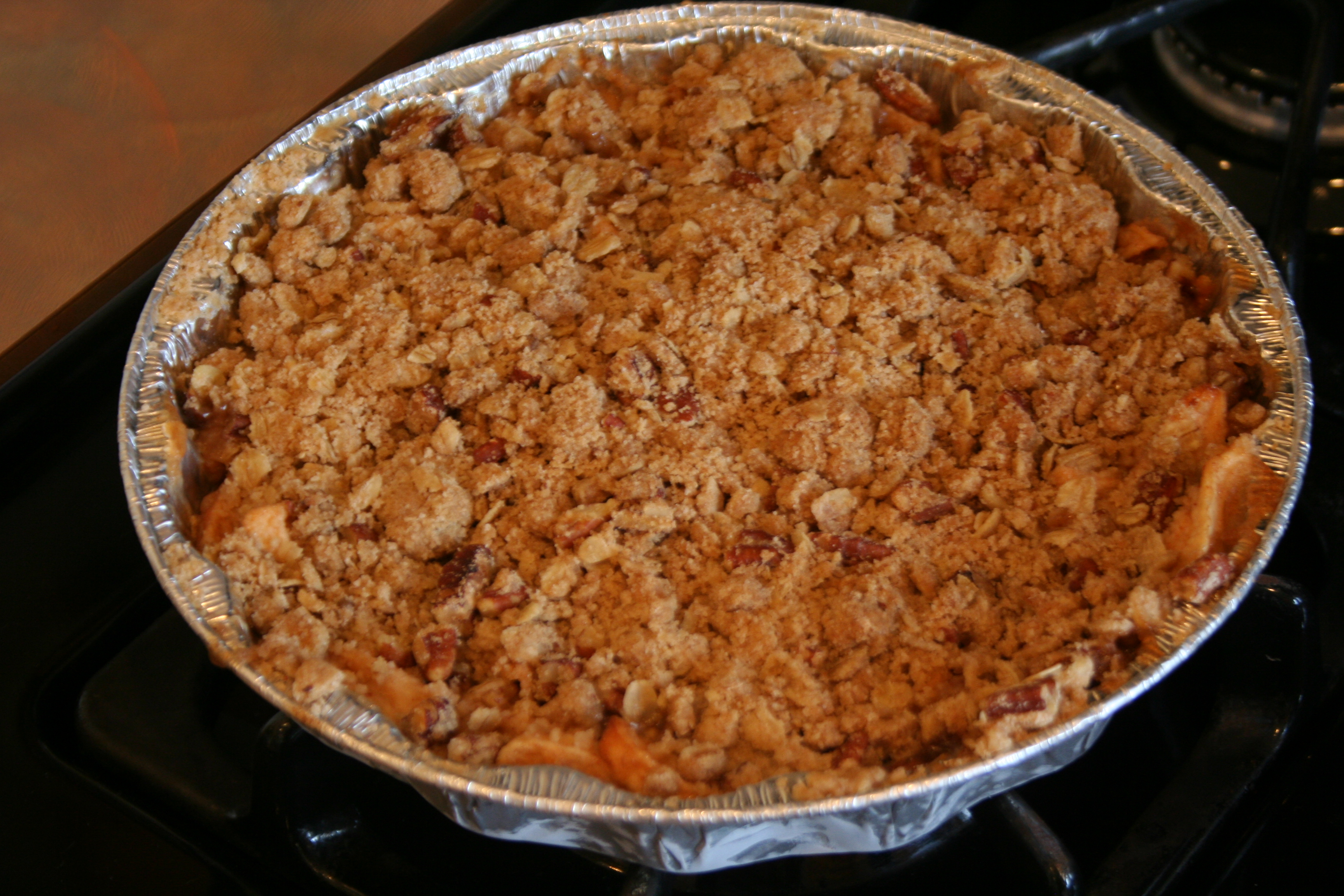Apple Crisp | My Northern Garden