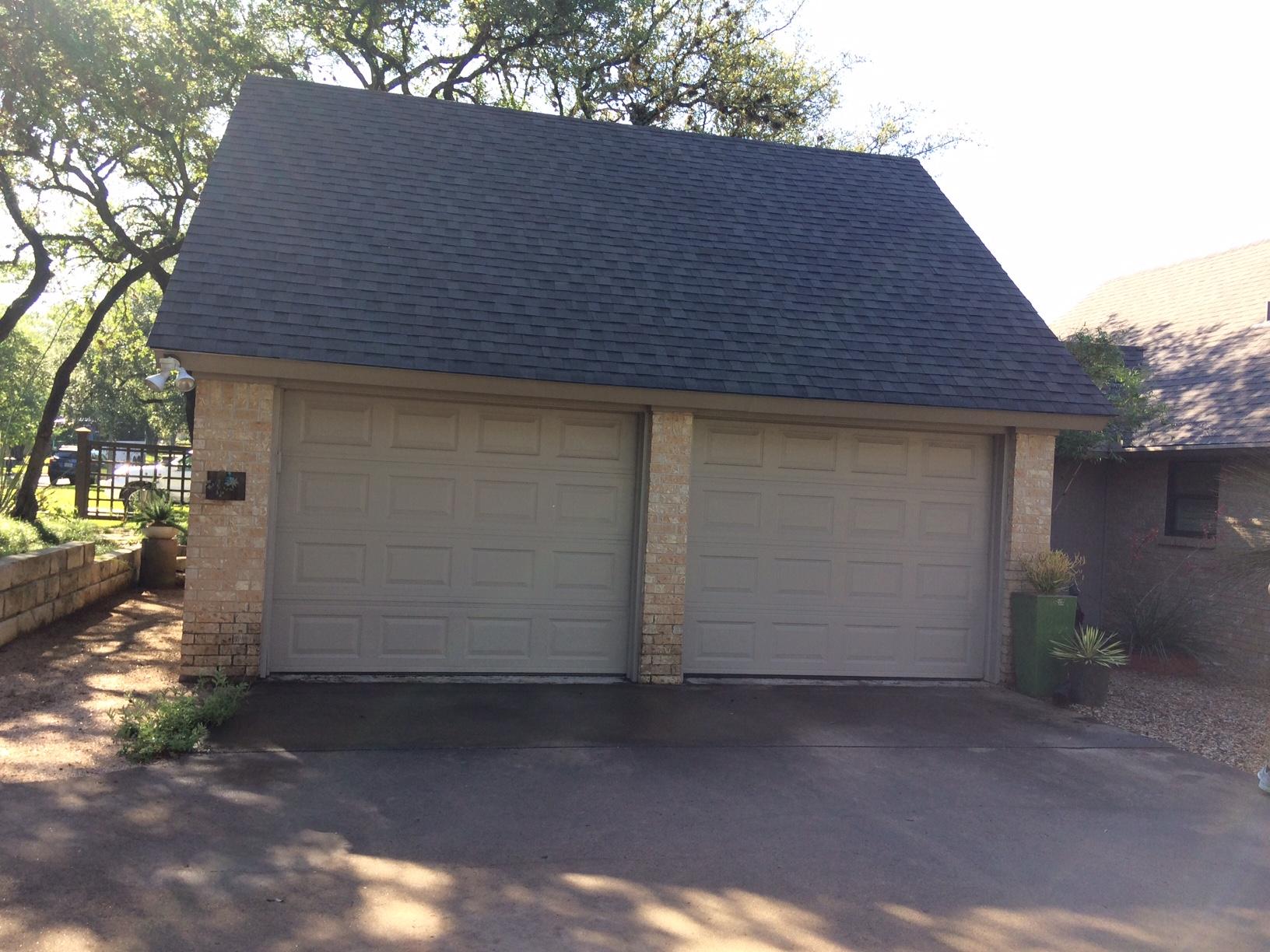 Garages Of Texas: My Northern Garden