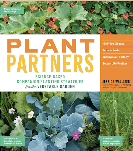 Plant partners book cover
