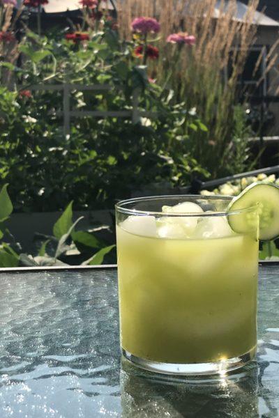 cucumber beverage